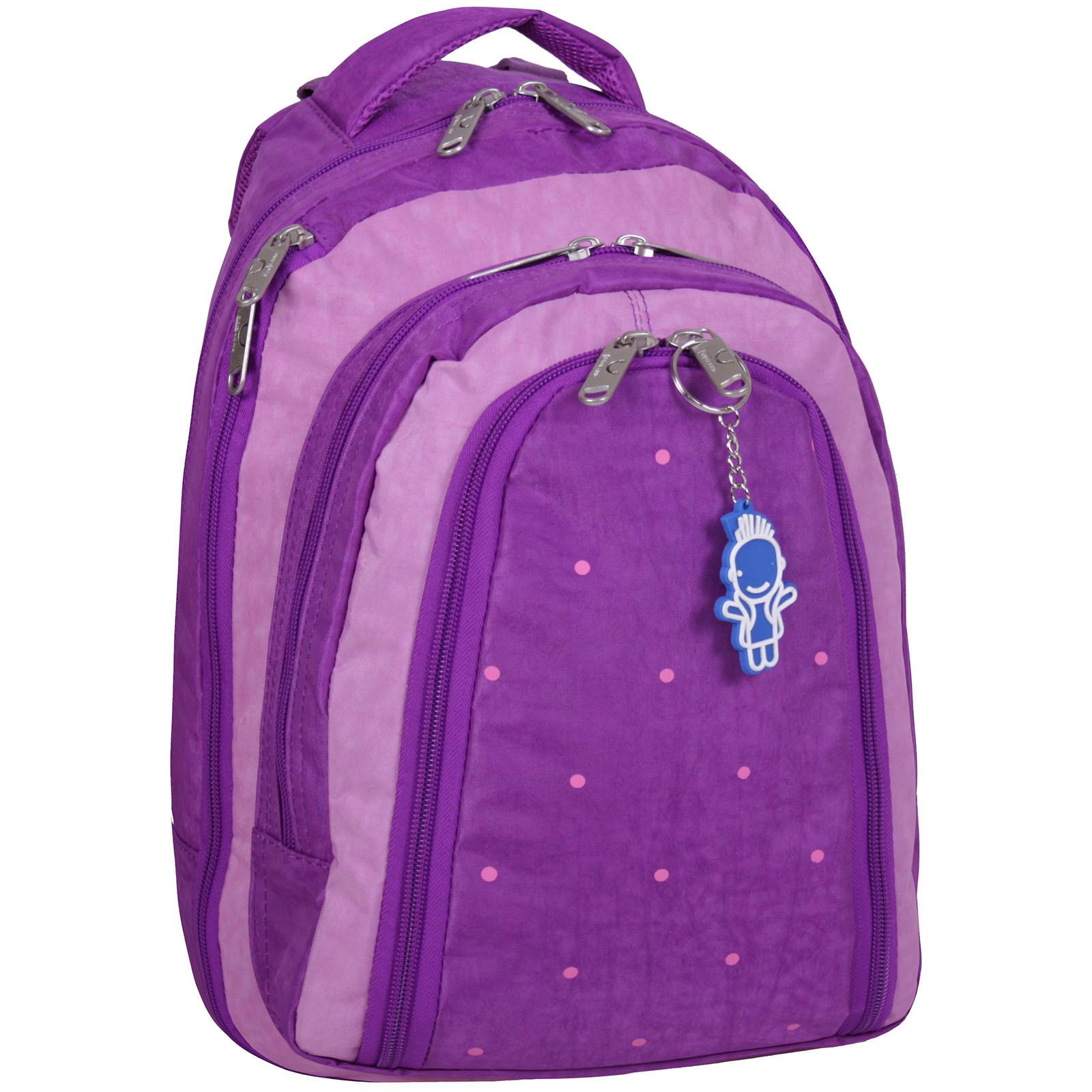 Школьные рюкзаки Рюкзак Bagland Раскладной 9 л. 339 фиолетовый/бузковый (0011370) IMG_2850.JPG
