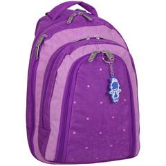 Рюкзак Bagland Раскладной 9 л. 339 фиолетовый/бузковый (0011370)