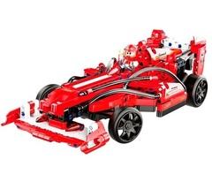 Конструктор серия Техника автомобиль Формула радиоуправляемый