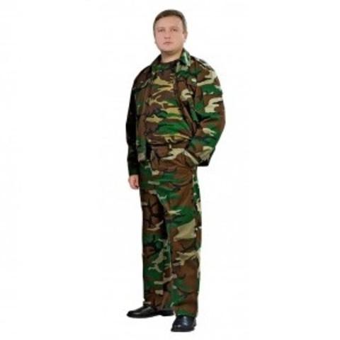 Костюм Святогор КМФ зеленый куртка, брюки
