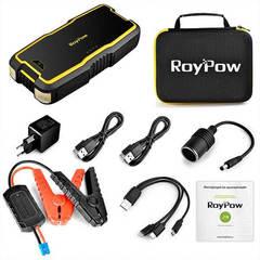 Комплектация пускового устройства RoyPow J18