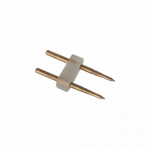 Разъем-иглы для подключения гибкого неона 8х16 мм