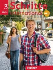 Schritte international Neu 3  Digital KB und AB mit int. Audio- und Video und interaktiven Übungen