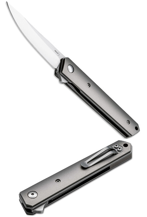 Нож Boker модель 01bo290 Kwaiken Mini Flipper Titan