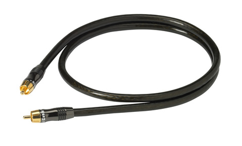 Real Cable ESUB, 2m, кабель сабвуферный