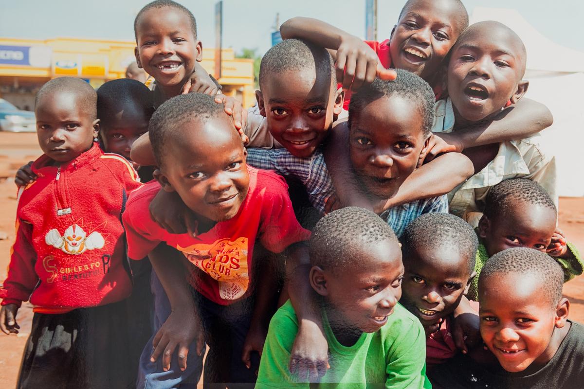 фото 70x105см №12 Просто дети