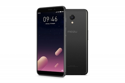 Meizu M6s  (3-32Gb) Black | Черный