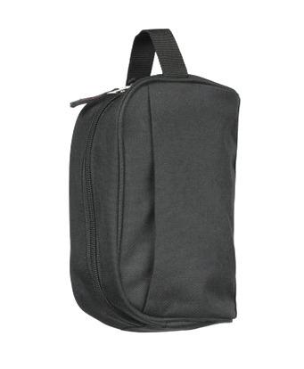 Несессер WENGER, 20x16x7 см., цвет чёрный (608508)