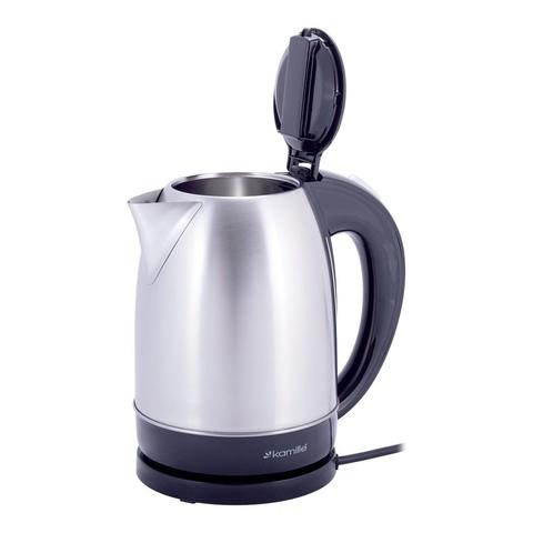Чайник 1,7л электрический из нержавеющей стали