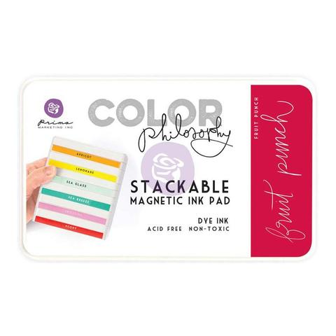 Чернильная подушечка Prima Marketing Color Philosophy Dye Ink Pad - Fruit Punch