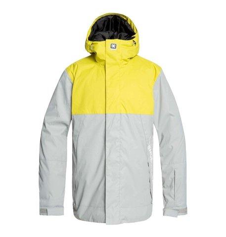 Куртка сноубордическая DC DEFY Jkt M SNJT GHD0 WARM OLIVE