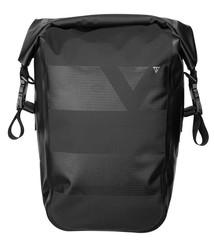 Велосумка на багажник Topeak Pannier Drybag W/Quicklock System 15L, Black (1 штука) - 2