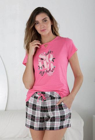 Пижама женская с шортами Massana MP_211208