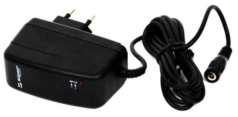 Адаптер SIGMA для аккумулятора IION 220вольт