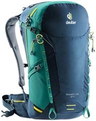 Deuter Speed Lite 24 Navy-Alpinegreen - рюкзак туристический
