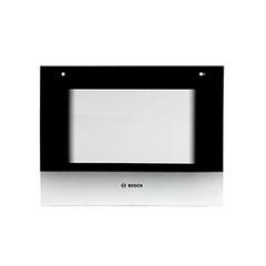 Внешняя стеклянная панель дверки духовки BOSCH 245351