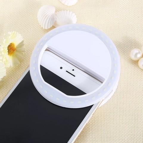 Селфи кольцо Led Selfie ring light (селфи лампа)