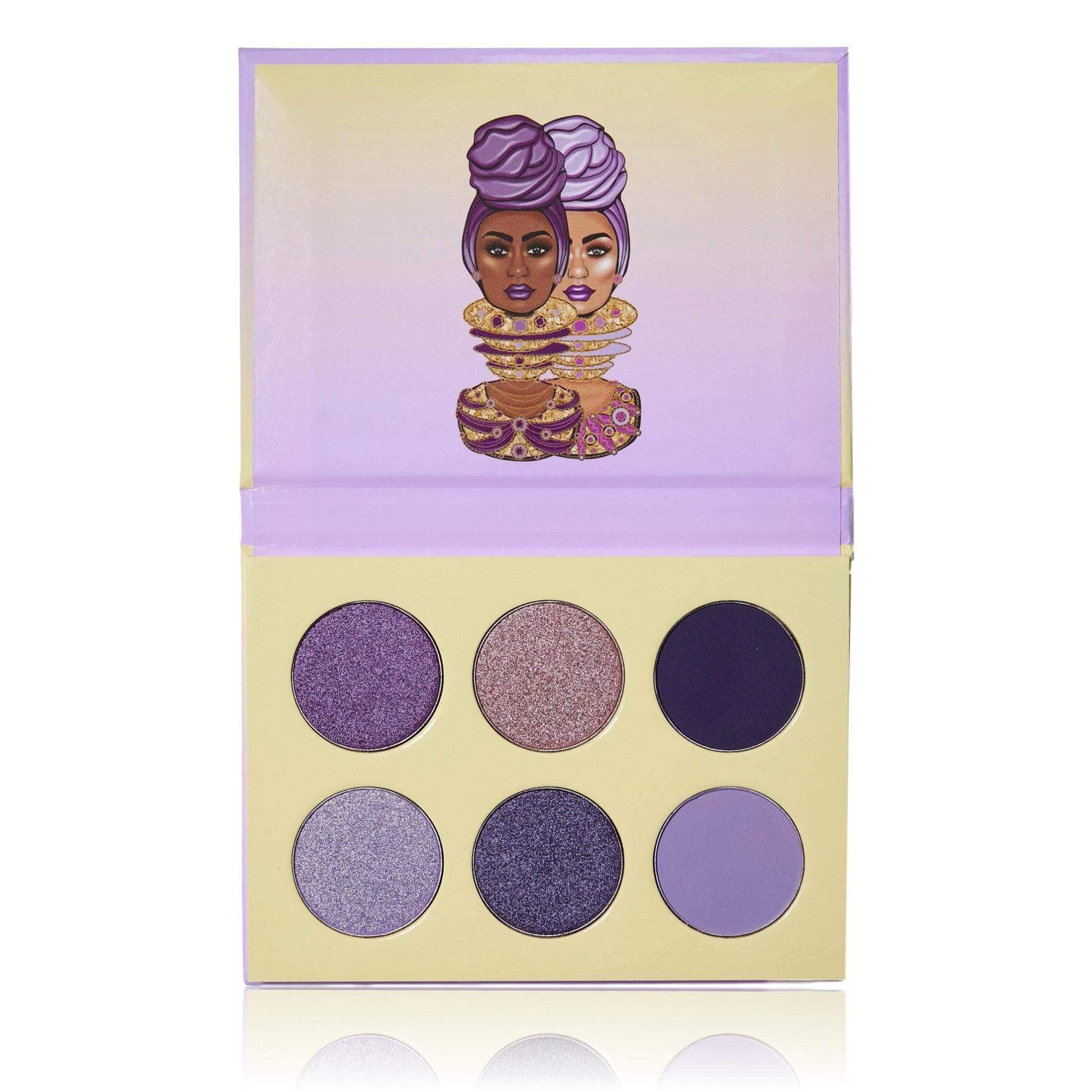 Juvia's Place The Violets Eyeshadow Palette
