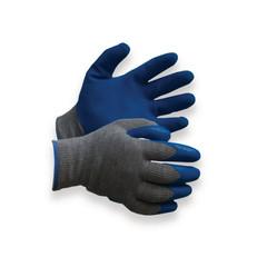 Перчатки рабочие София Фрост трикотажные с латексным текстурированным покрытием (утепленные, размер 8, M)