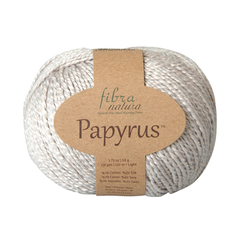 Papyrus (77% хлопок% 23 шёлк, 50гр/120м)
