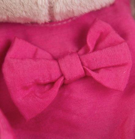 Зайка Ми в розовом сарафане купить