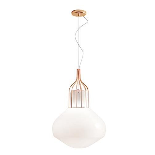 Подвесной светильник копия AEROSTAT by Fabbian (бронзовый)