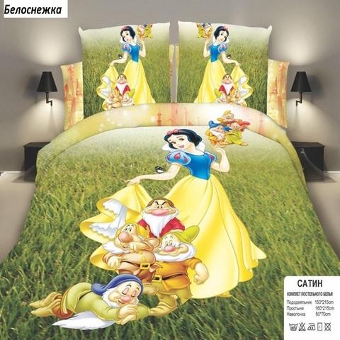 Белье постельное детское