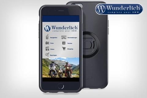 SP-Connect Защитный чехол iPhone 6/6S/7/8 - черный