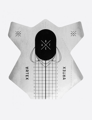 ARTEX формы прямоугольные универсальные 500 шт.
