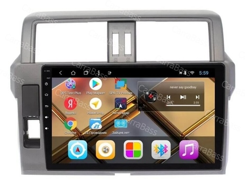Магнитола Toyota Prado 150 (2014-2017) Android 11 2/32GB IPS модель CB3041T3L