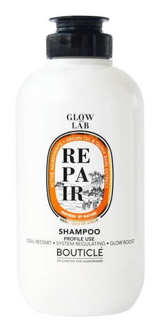 Bouticle Glow Lab Argan Repair Illuminating Shampoo 250 мл