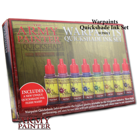 War Paints: Quickshade Ink Set II