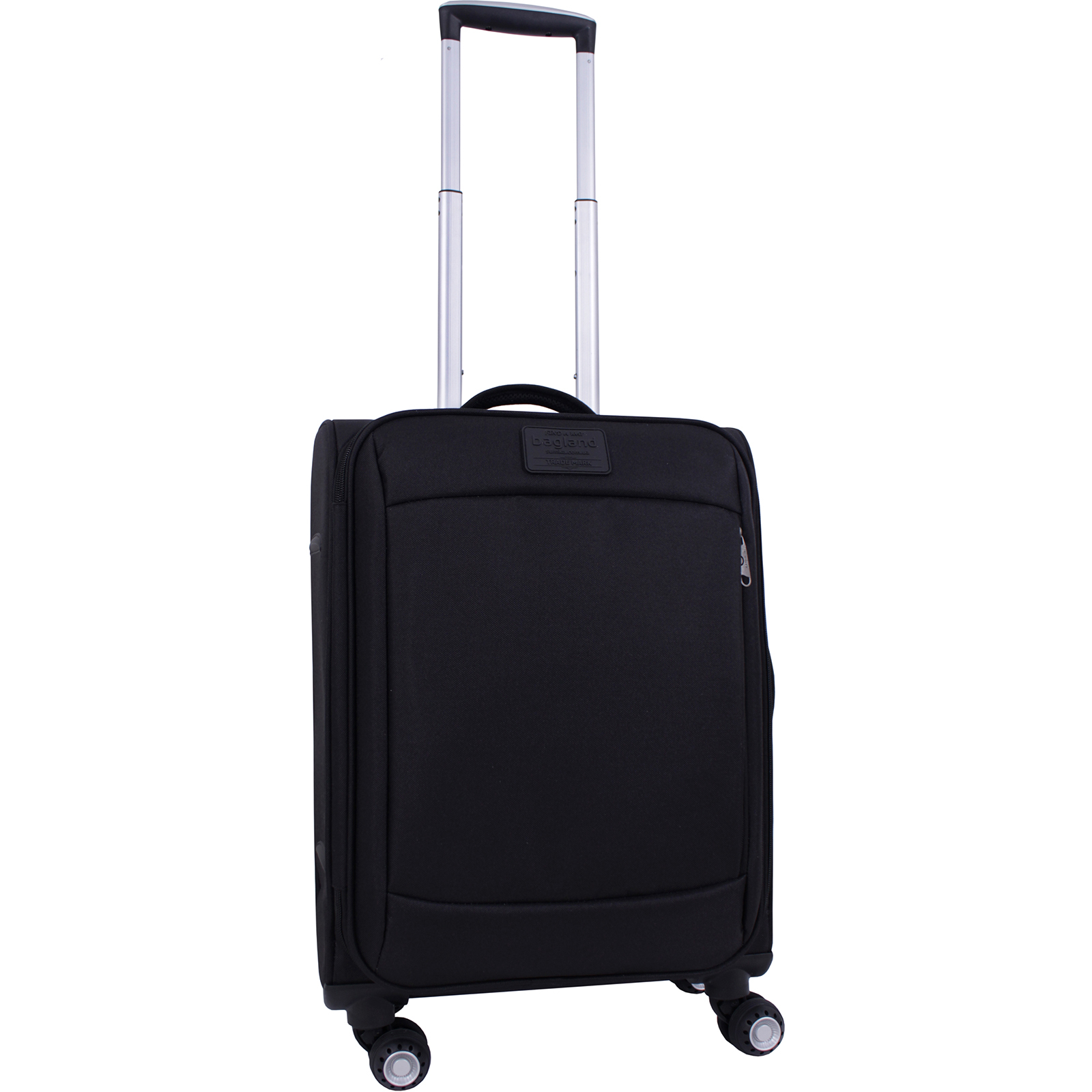 Дорожные чемоданы Чемодан Bagland Марсель 36 л. Чёрный (003796619) IMG_6810.JPG