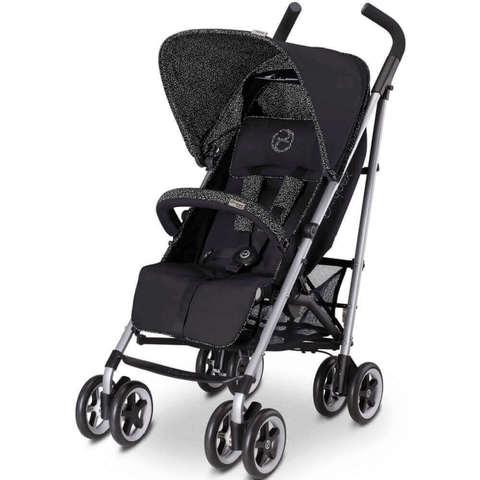 Прогулочная коляска Cybex Topaz Happy Black