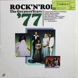 Сборник / Rock'N'Roll Greatest Years: 1977 (LD)