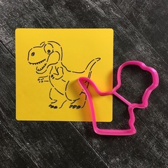 Динозавр №12