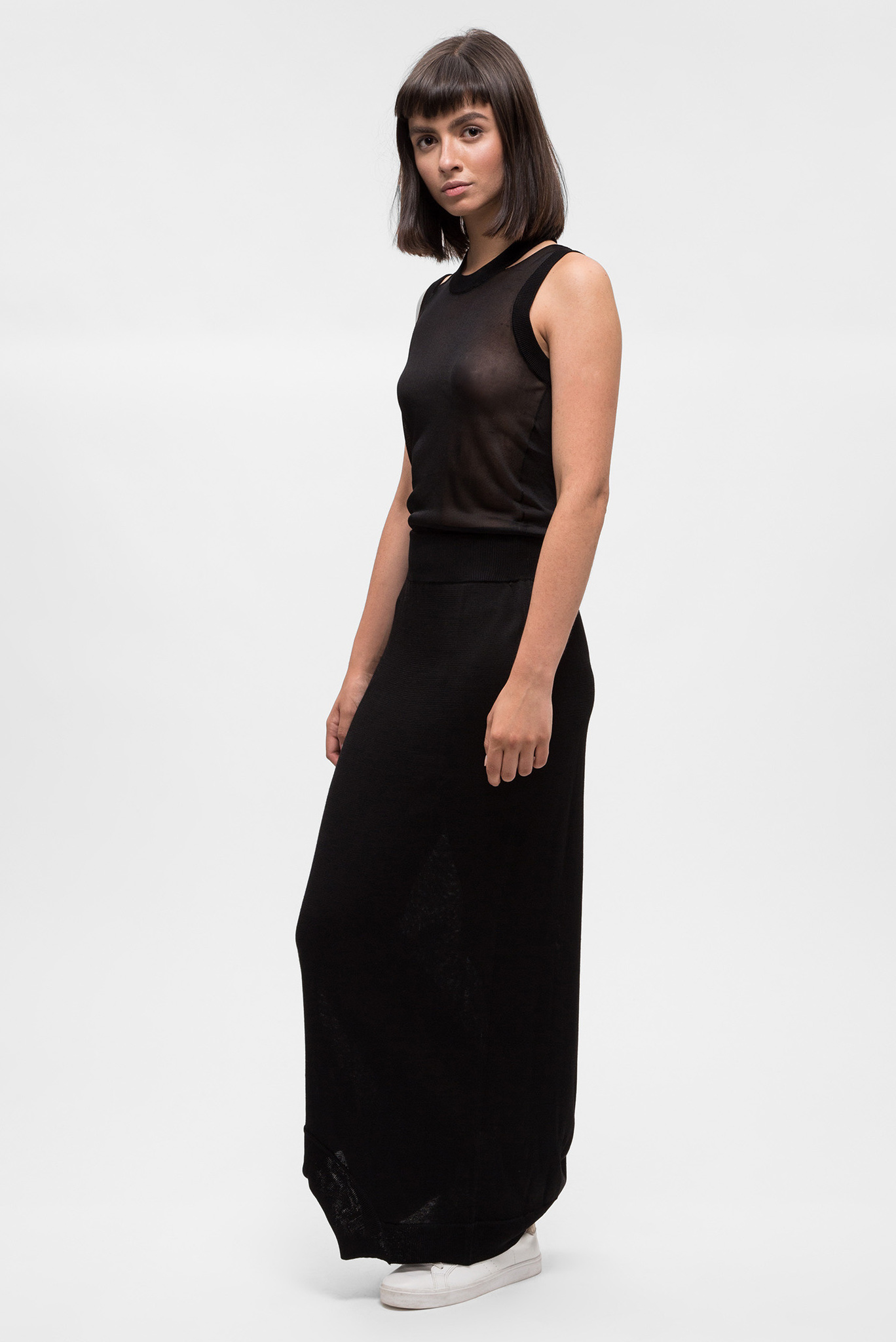 Женское черное платье Diesel