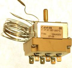 Трехфазный термостат аналог EGO 55.34062.807 50-300 °C ZANUSSI
