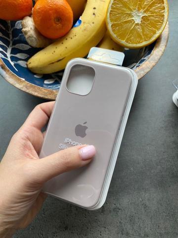 Чехол iPhone 12 (6,1) Silicone Case Full /lavender/
