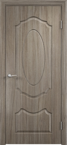 Дверь Верда Венера, цвет вишня малага, глухая