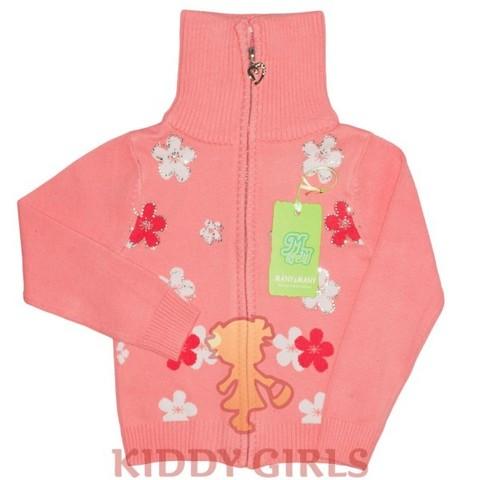 Кофта для девочки M&M Blink Flower 283 (90-130)