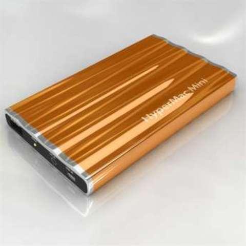 HyperMac Mini 7200mAh – внешняя батарея для iPhone/iPod (Orange)