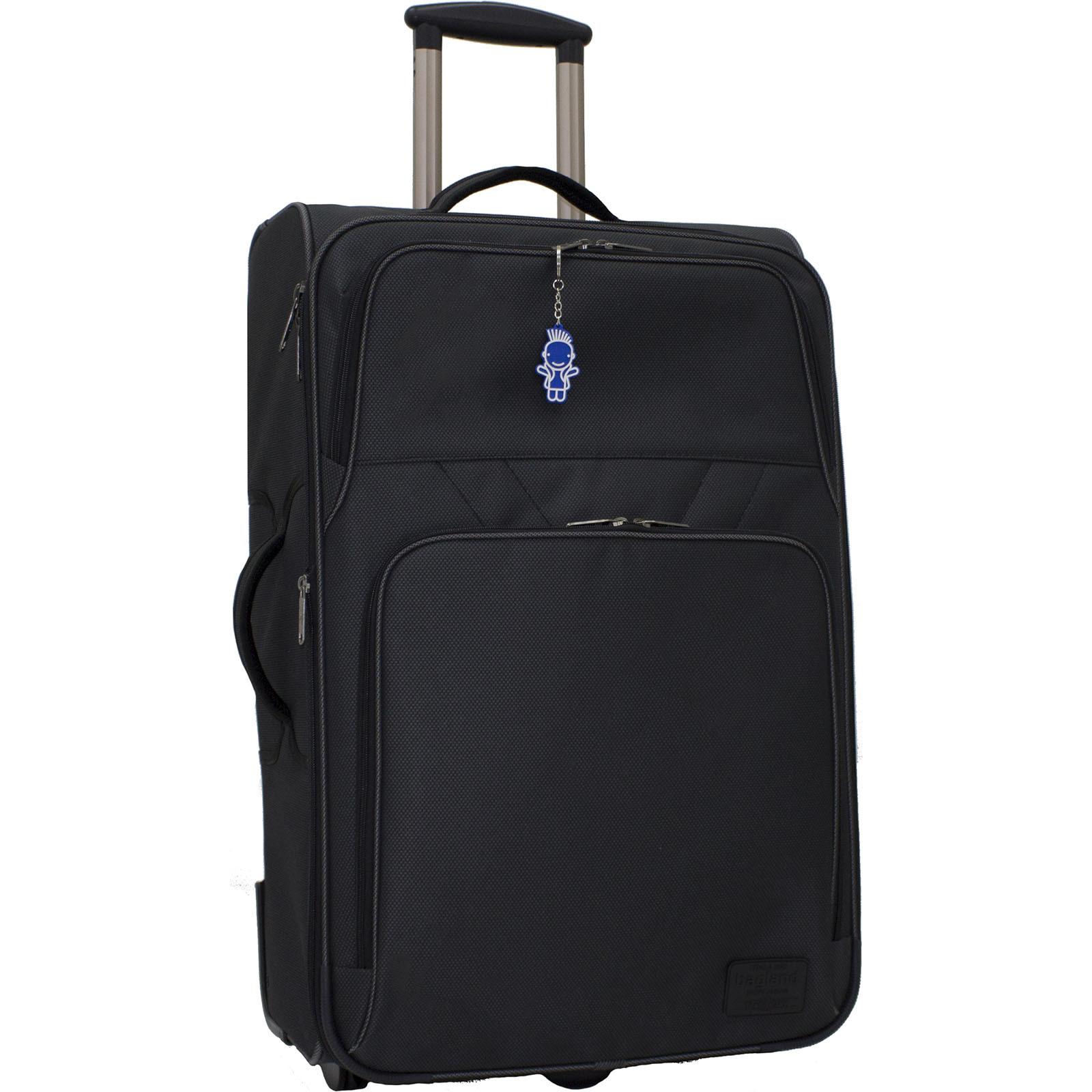 Дорожные чемоданы Чемодан Bagland Леон большой 70 л. Чёрный (0037616927) IMG_5735.jpg