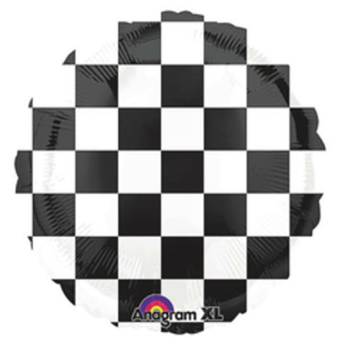 А Круг Шахматная доска S30, 18