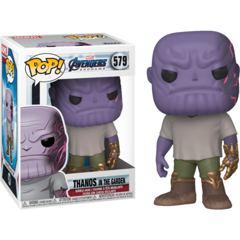 Фигурка Funko Pop! Marvel: Avengers: Endgame - Thanos in the Garden