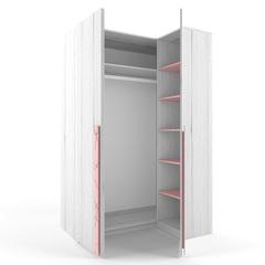 Шкаф угловой НьюТон