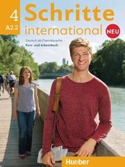 Schritte international Neu 4  Digital KB und AB mit int. Audio- und Video und interaktiven Übungen