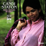 Candi Staton / Trouble, Heartaches And Sadness (Limited Edition)(LP)
