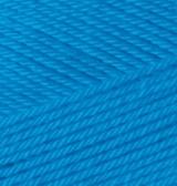 Пряжа Alize Diva Stretch голубая бирюза 245