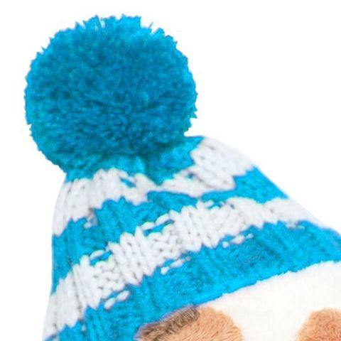 Бартоломей BABY в шапочке и шарфе